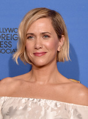 Kristen Wiig kept it simple with this bob at the 2015 Golden Globes.