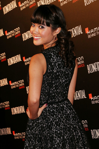 More Pics of Jessica Lu Half Up Half Down (1 of 5) - Updos Lookbook - StyleBistro