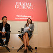 Prabal Gurung and Gloria Baume