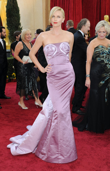 Charlize Theron At The Academy Awards, 2010