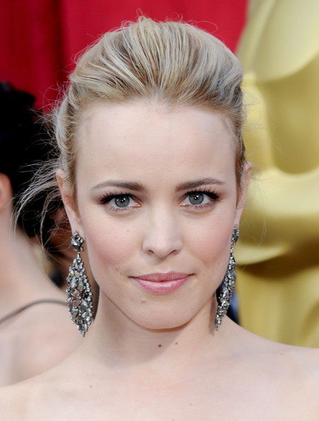 More Pics of Rachel McAdams Lipgloss (5 of 31) - Rachel McAdams Lookbook - StyleBistro
