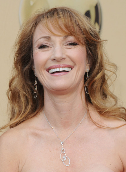 More Pics of Jane Seymour Dangling Diamond Earrings (3 of 25) - Jane Seymour Lookbook - StyleBistro