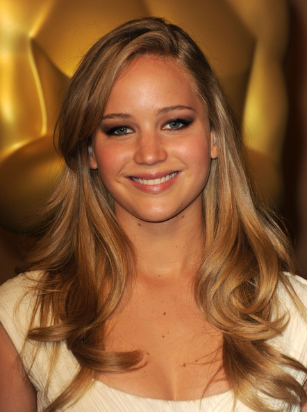 Jennifer+Lawrence in 83rd Academy Awards Nominations Luncheon - Arrivals