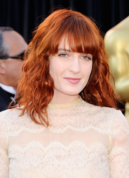 Florence+Welch in 83rd Annual Academy Awards - Arrivals