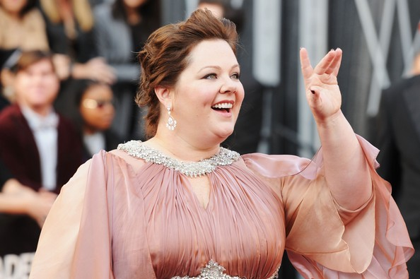 More Pics Of Melissa Mccarthy Bobby Pinned Updo 29 Of 31