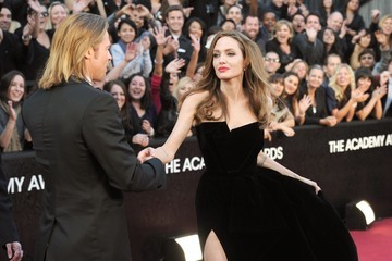 2012 Oscars Best Dressed - Angelina Jolie Pictures