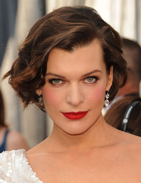 Milla+Jovovich in 84th Annual Academy Awards - Arrivals