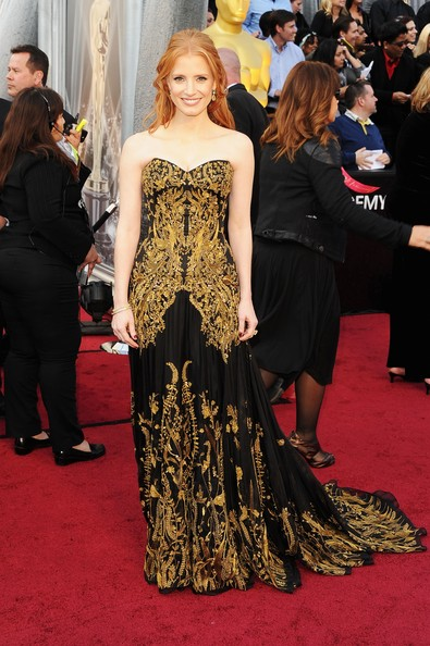The Top 20 Best Dressed Celebs at the 2012 Oscars