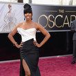 Kelly Rowland Wore Donna Karan Atelier at the 2013 Oscars
