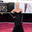 Tabatha Coffey at the 2013 Oscars