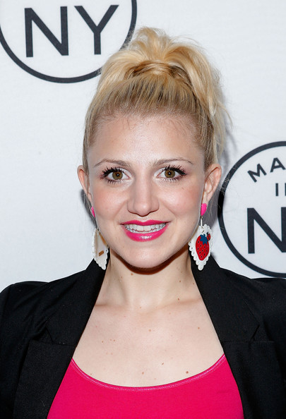 More Pics of Annaleigh Ashford Blazer (1 of 3) - Annaleigh Ashford Lookbook - StyleBistro