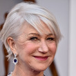 Hairstyles For Women With Fine Hair: Helen Mirren's Tousled 'Do