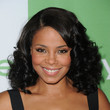 Sanaa Lathan's Medium Curls