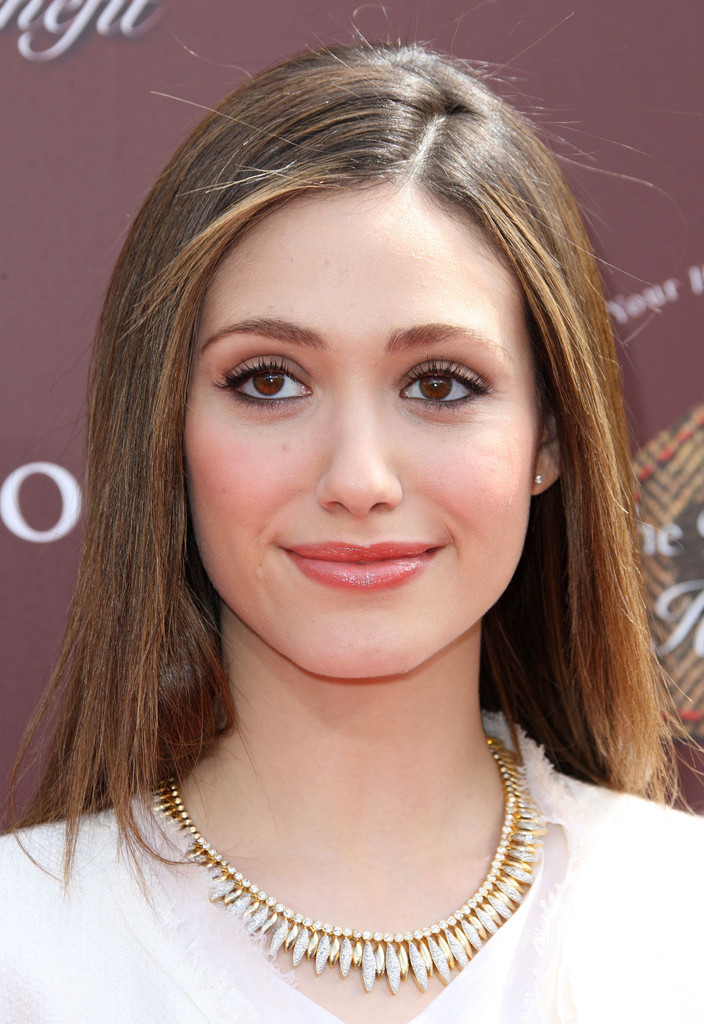 March 2012 Emmy Rossum S Prettiest Hair Moments
