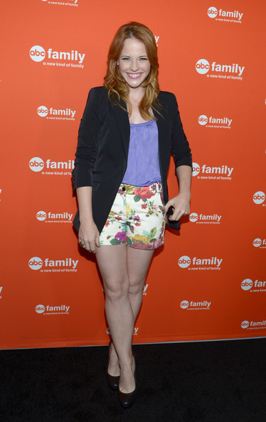 More Pics of Katie Leclerc Short Shorts (3 of 23) - Katie Leclerc Lookbook - StyleBistro