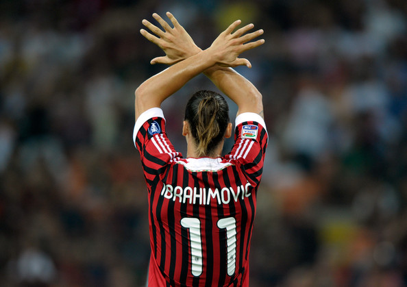 More Pics of Zlatan Ibrahimovic Ponytail (5 of 12) - Zlatan Ibrahimovic Lookbook - StyleBistro