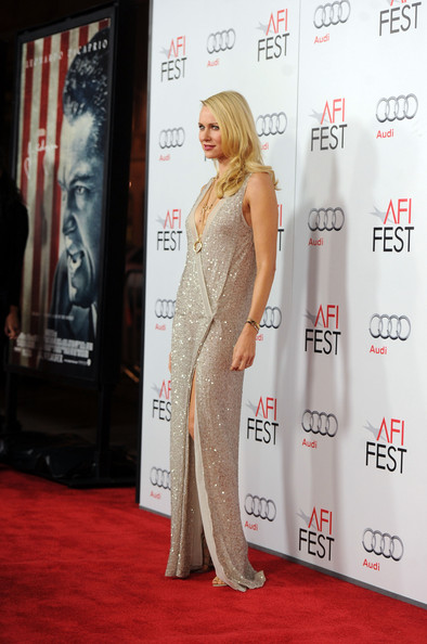More Pics of Naomi Watts Evening Sandals (1 of 35) - Naomi Watts Lookbook - StyleBistro