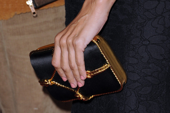 More Pics of Eva Mendes Hard Case Clutch (3 of 25) - Clutches Lookbook - StyleBistro