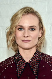 Diane Kruger looked sweet and pretty with her wavy bob at the AFI FEST Indie Contenders Roundtable.