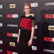 Look of the Day, March 26th: January Jones' Grand Finale Gown