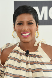 Tamron Hall attended the AMC Summit wearing her signature pixie.