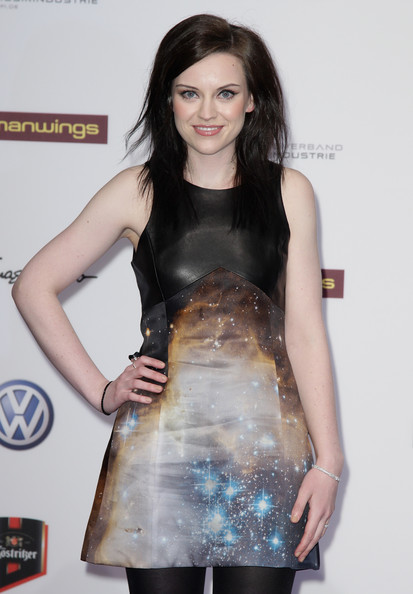 AMY MACDONALD Mini Dress
