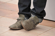 Aaron Johnson Walking Shoes