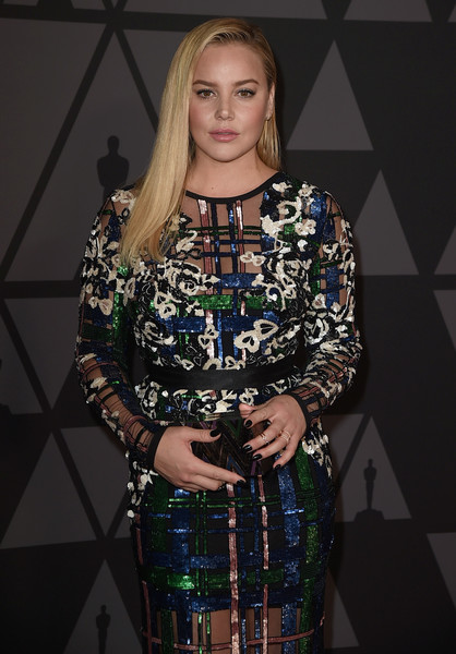 Abbie Cornish Box Clutch