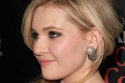 Abigail Breslin Long Braided Hairstyle