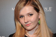 Abigail Breslin Long Straight Cut