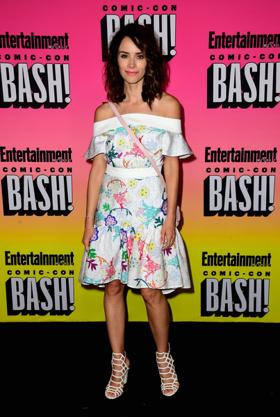 Abigail Spencer Strappy Sandals