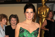Actress Marisa Tomei attends the Academy of Motion Picture Arts and Sciences' second annual Governors Awards at the Grand Ballroom, Hollywood and Highland on November 13, 2010 in Los Angeles, California.
