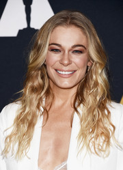 LeAnn Rimes attended the 'Sherman Brothers: A Hollywood Songbook' presentation wearing her hair in messy-glam curls.