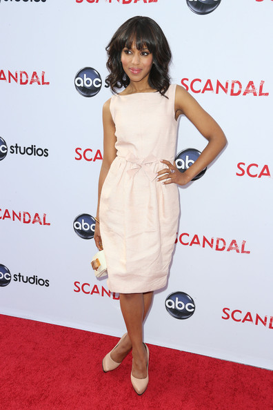 More Pics of Kerry Washington Pumps (9 of 25) - Kerry Washington Lookbook - StyleBistro