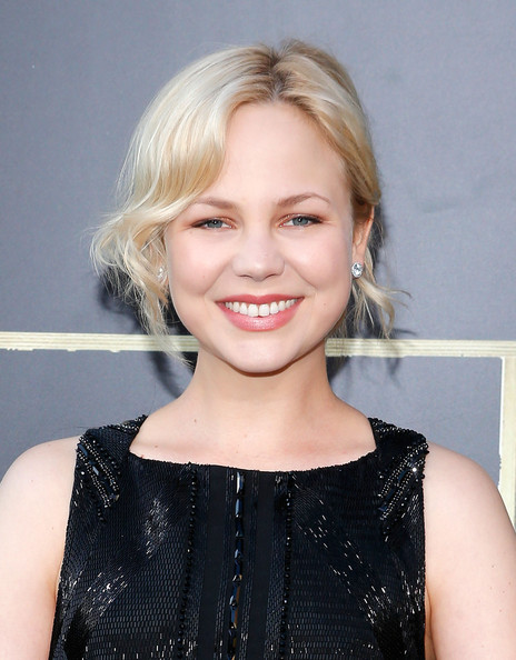 Adelaide Clemens Beauty