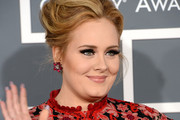 Adele Adkins False Eyelashes