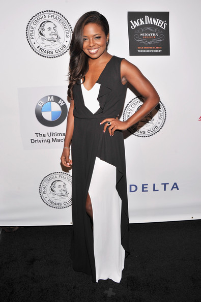 Adrienne Warren Evening Dress