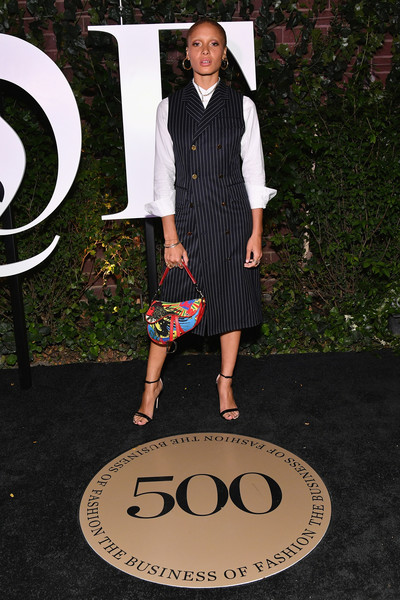 Adwoa Aboah Strappy Sandals