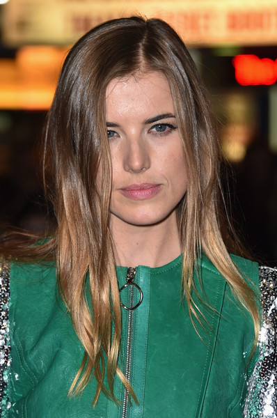 Agyness Deyn Long Wavy Cut