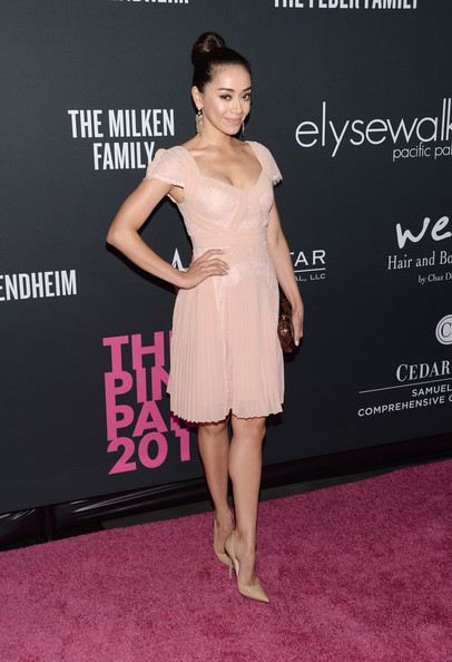 Aimee Garcia Cocktail Dress