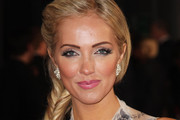 Aisleyne Horgan-Wallace  Long Braided Hairstyle