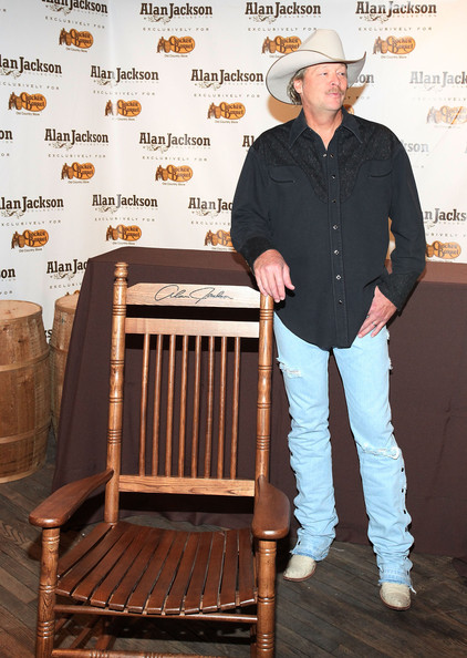 More Pics of Alan Jackson Cowboy Hat (1 of 4) - Alan Jackson Lookbook - StyleBistro