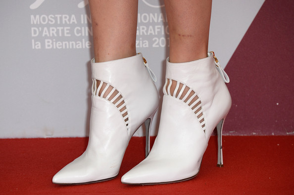 Alba Rohrwacher Shoes