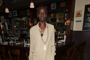 Alek Wek Button Down Shirt