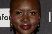 Alek Wek False Eyelashes