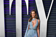 Alessandra Ambrosio Beaded Dress