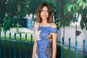 Alexa Chung Cocktail Dress