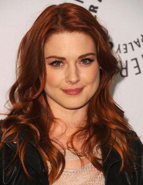 Alexandra Breckenridge Long Curls