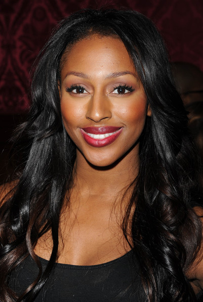 Alexandra Burke Beauty