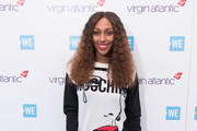 Alexandra Burke Sweater Dress